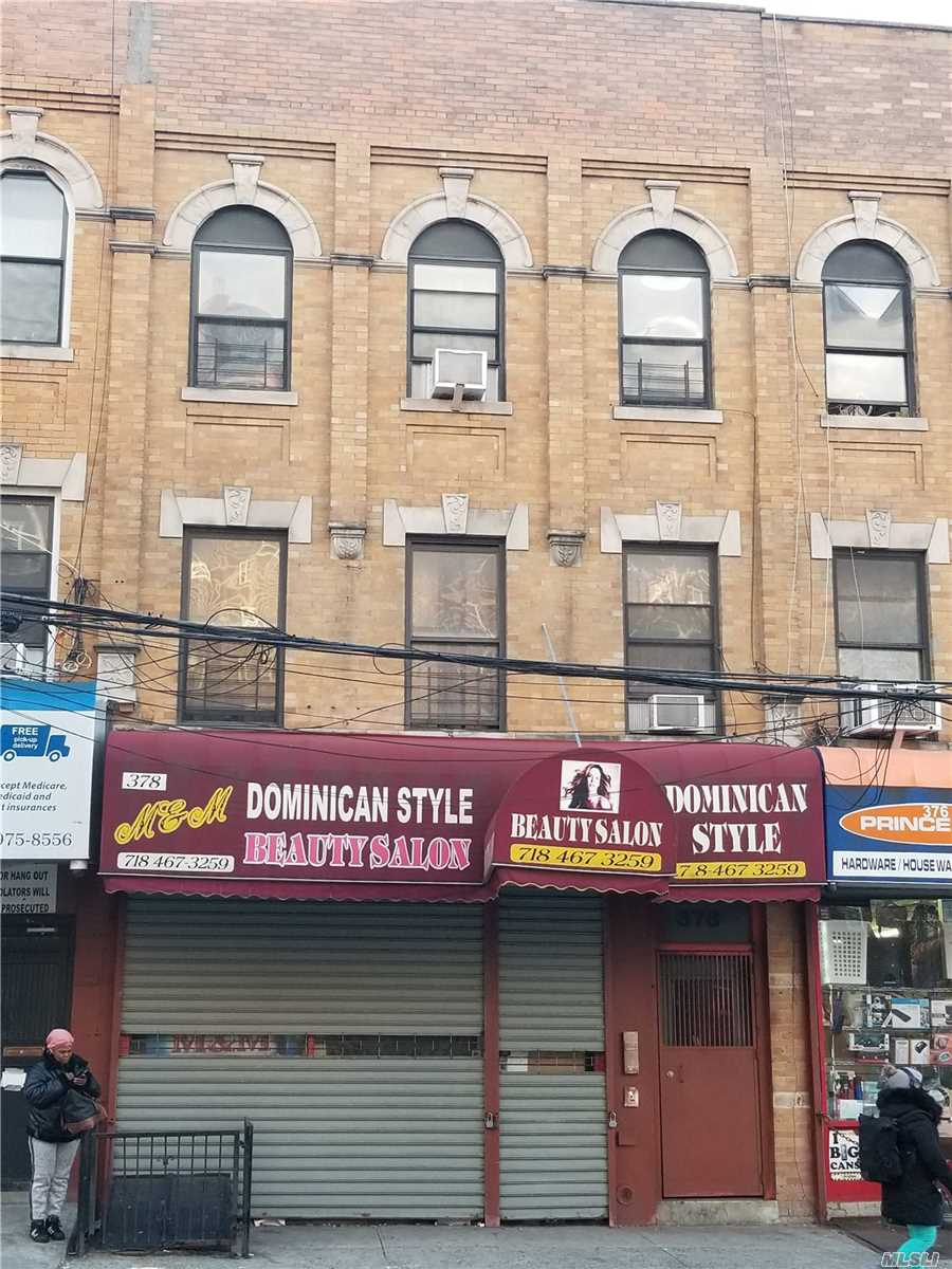 378 Ralph Avenue 378, Brooklyn-Crown Heights, New York