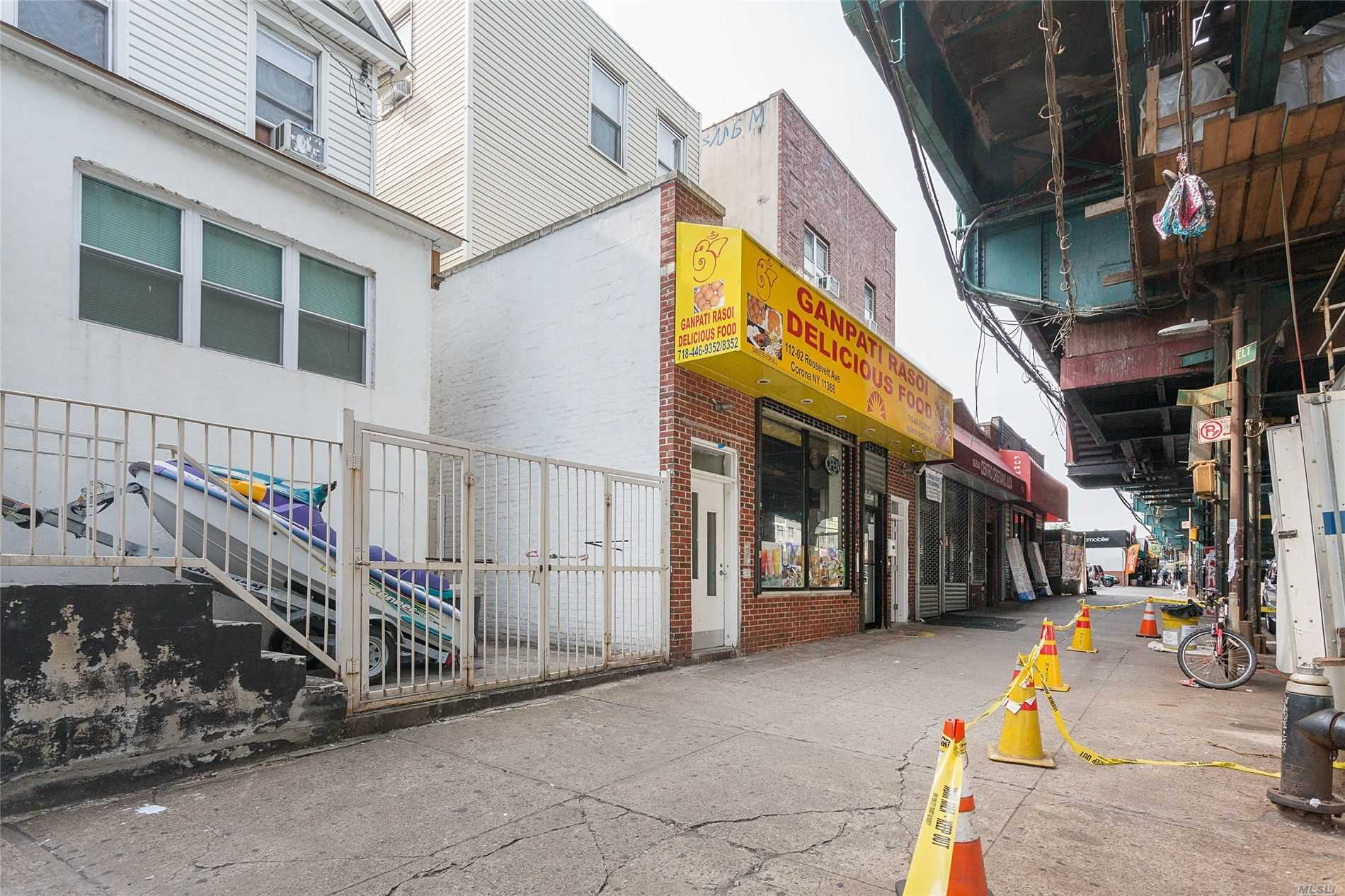 112-02 Roosevelt Avenue 112-02, Flushing, New York 0 Bedroom as one of Homes & Land Real Estate