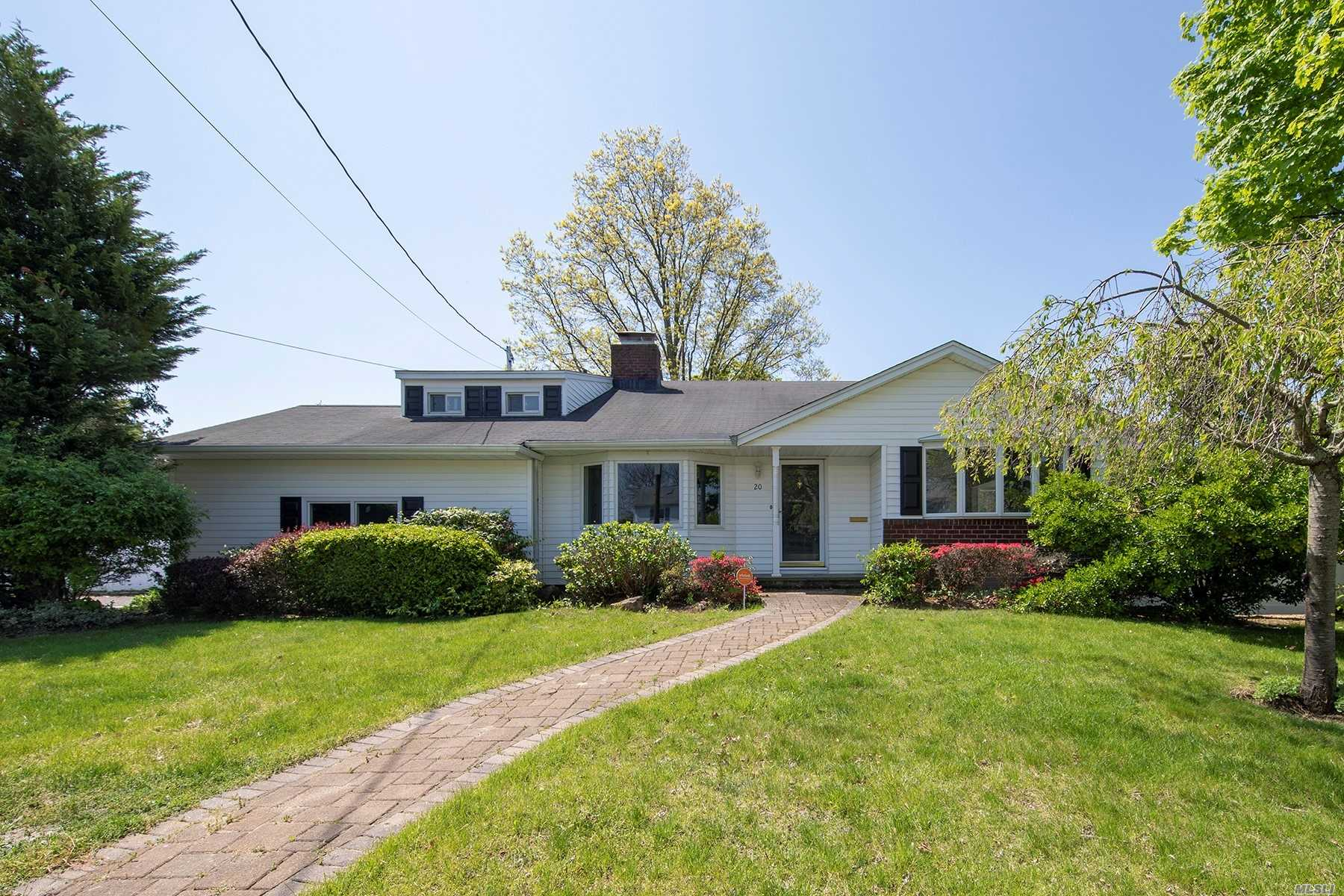One of Massapequa Park 4 Bedroom Homes for Sale at 20 W Bayview Street