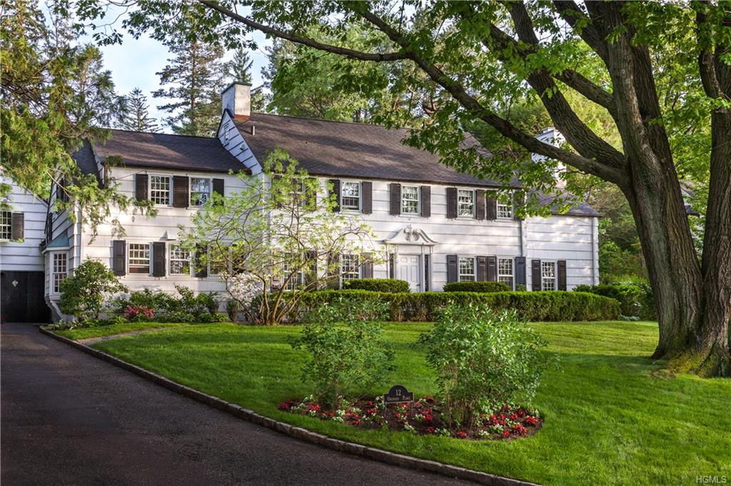 12 Orchard Place, Bronxville, New York