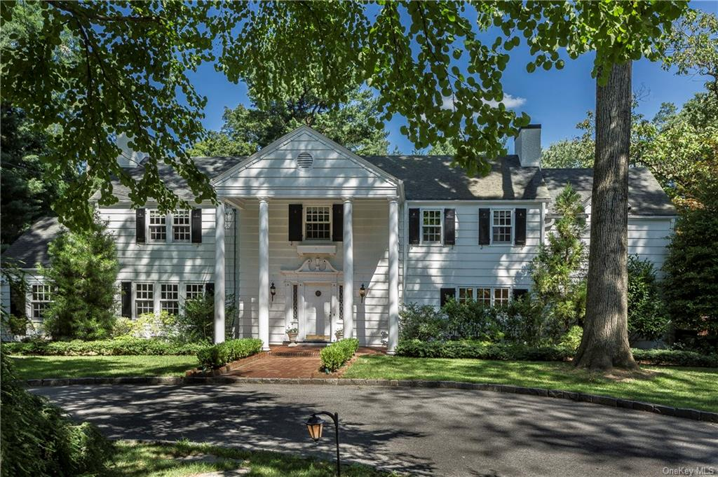 One of Bronxville 5 Bedroom Homes for Sale at 20 Hereford Road