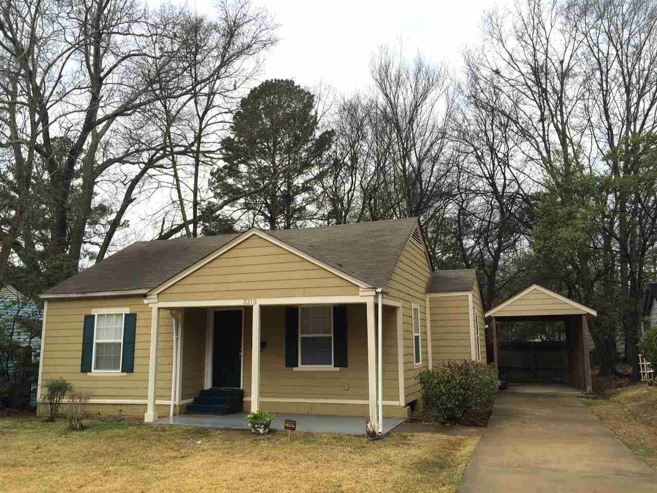 Rental Homes for Rent, ListingId:31963074, location: 3315 DOWNING ST Jackson 39216