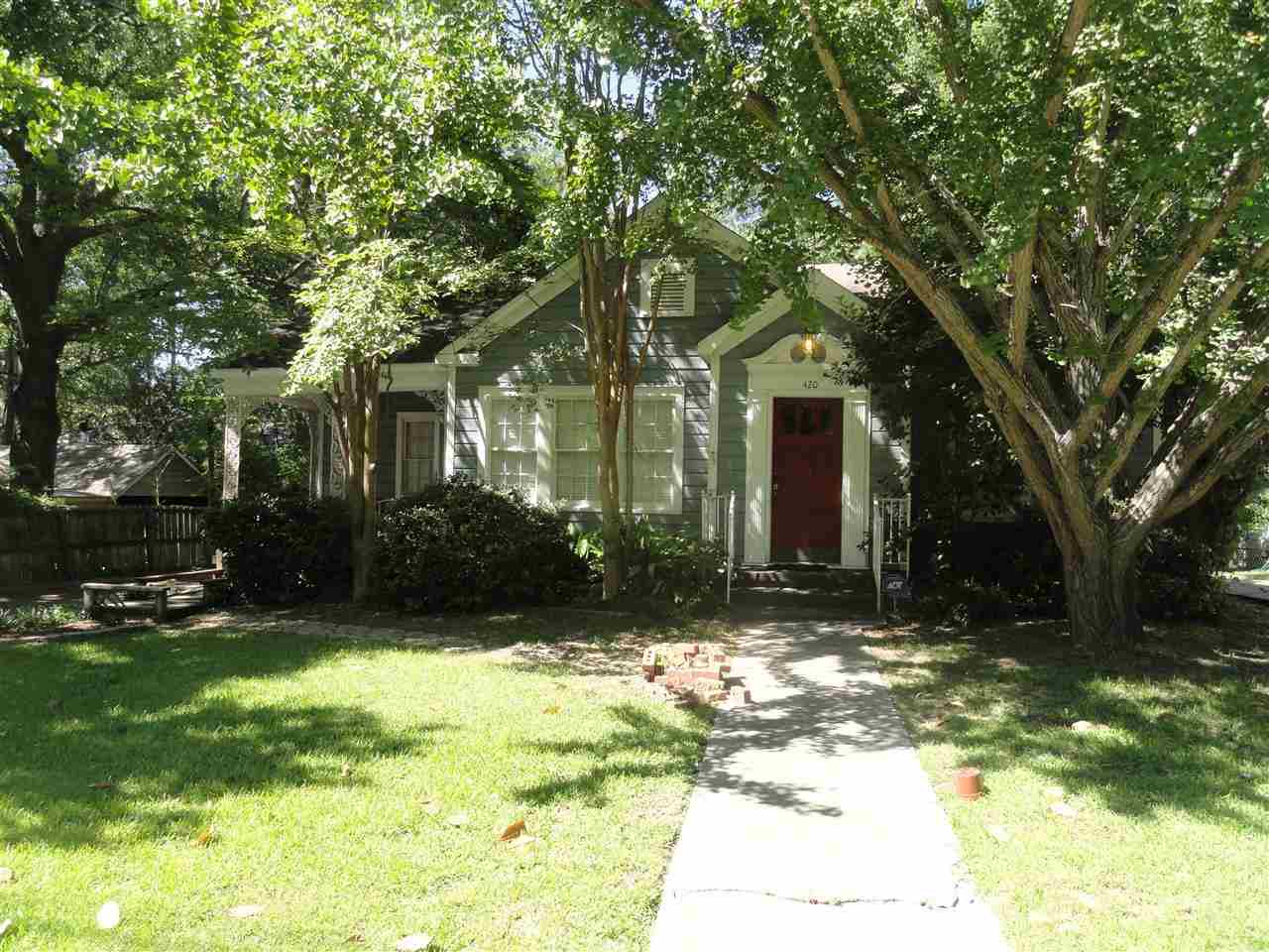 Rental Homes for Rent, ListingId:32298428, location: 420 E. MAYES ST Jackson 39206