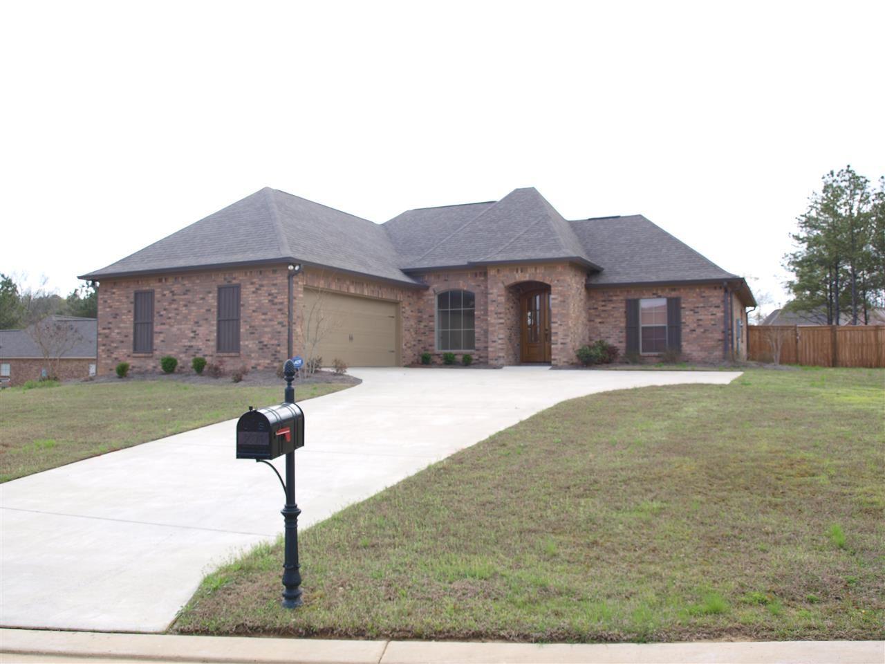 Rental Homes for Rent, ListingId:32397581, location: 201 HERRINGTON CV Madison 39110