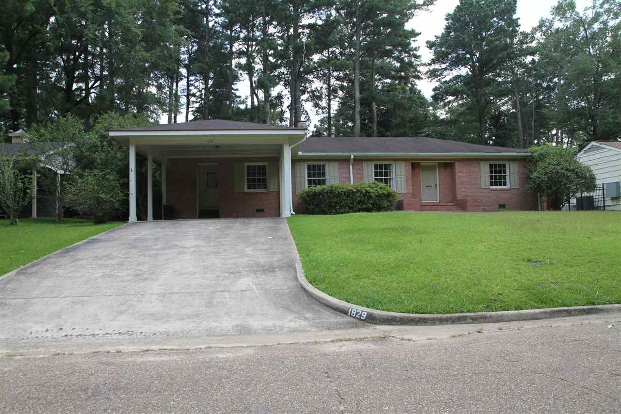 Rental Homes for Rent, ListingId:36762148, location: 1829 AZTEC DR Jackson 39211