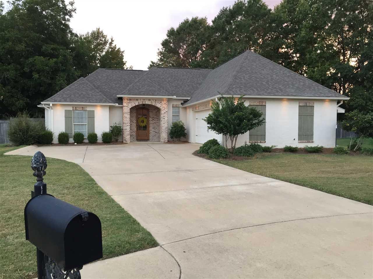Rental Homes for Rent, ListingId:35144137, location: 251 BRIGADE AVE Madison 39110