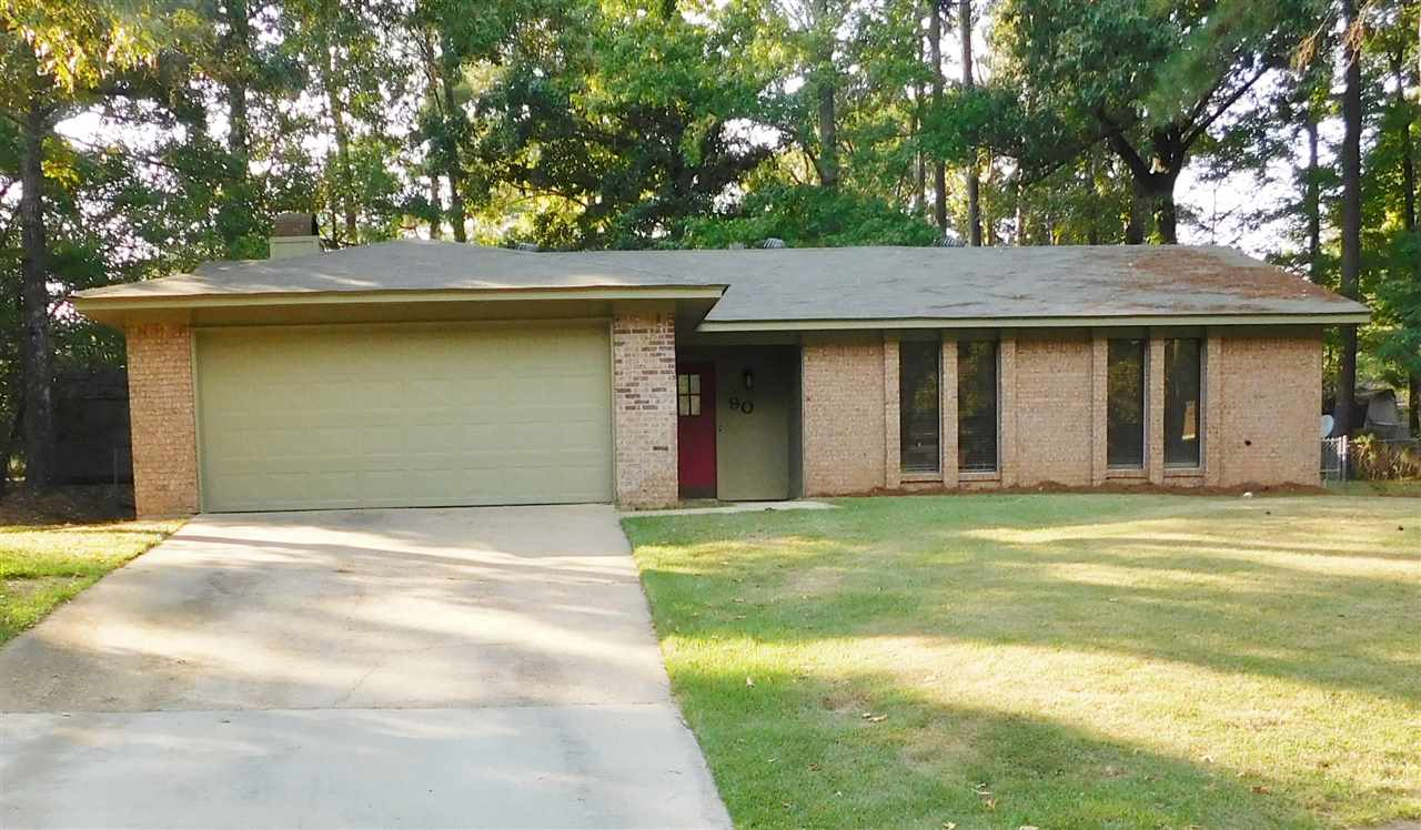 Rental Homes for Rent, ListingId:35518052, location: 90 WILD GROVE PL Brandon 39042
