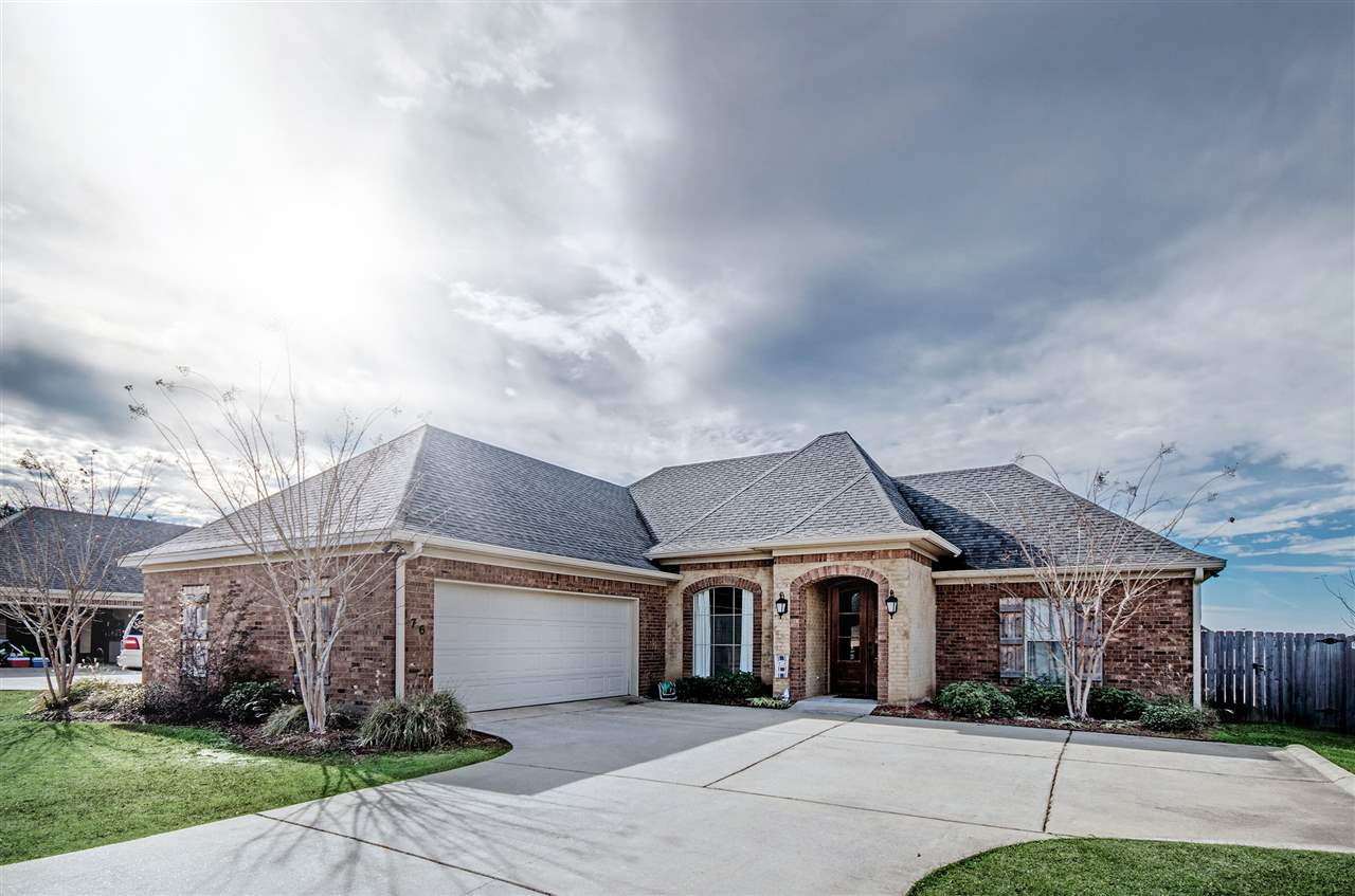 Real Estate for Sale, ListingId: 36381301, Florence,MS39073