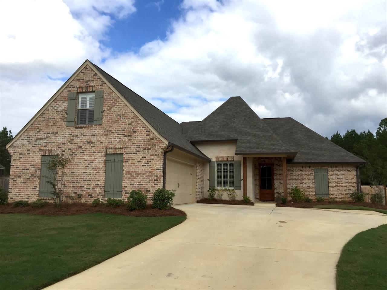 Real Estate for Sale, ListingId: 36644647, Madison,MS39110