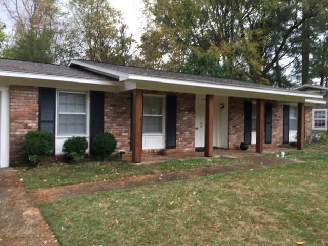Rental Homes for Rent, ListingId:36968116, location: 1343 SPRINGDALE DR Jackson 39211