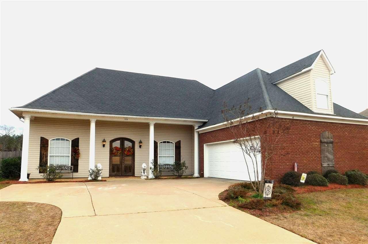 Real Estate for Sale, ListingId: 37101817, Florence,MS39073