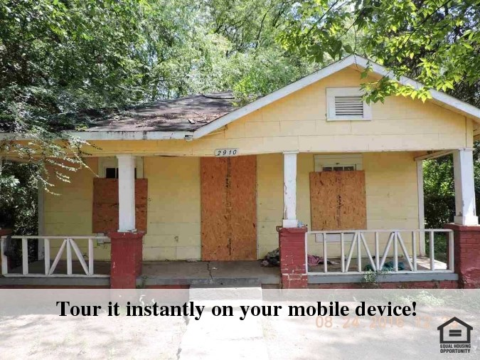 Photo of 2910 BROWN ST  Jackson  MS