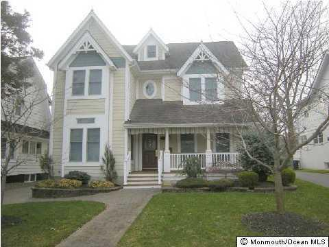 Rental Homes for Rent, ListingId:26557120, location: 413 St Clair Avenue Spring Lake 07762