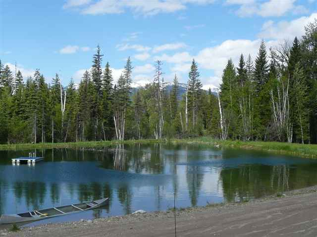16.92 acres in Swan Valley, Montana