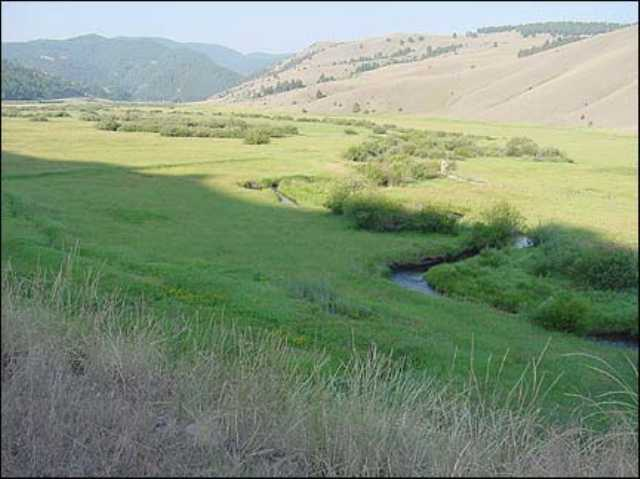 682 acres in Philipsburg, Montana