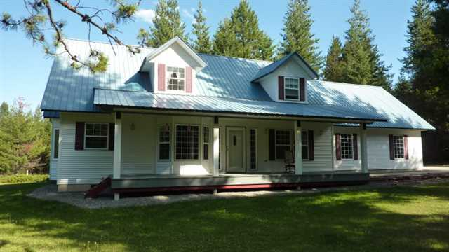 81 Pilgrim Creek Rd, Noxon, MT 59853