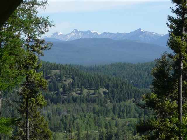 54.76 acres Seeley Lake, MT