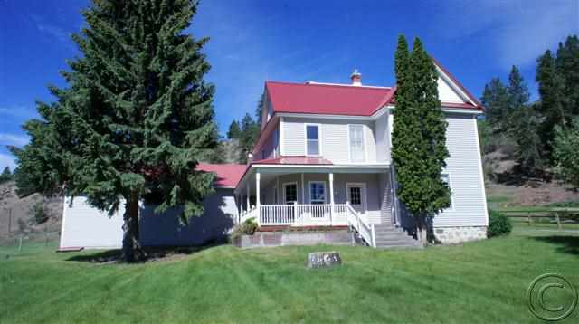 2811 Old Darby Rd, Darby, MT 59829