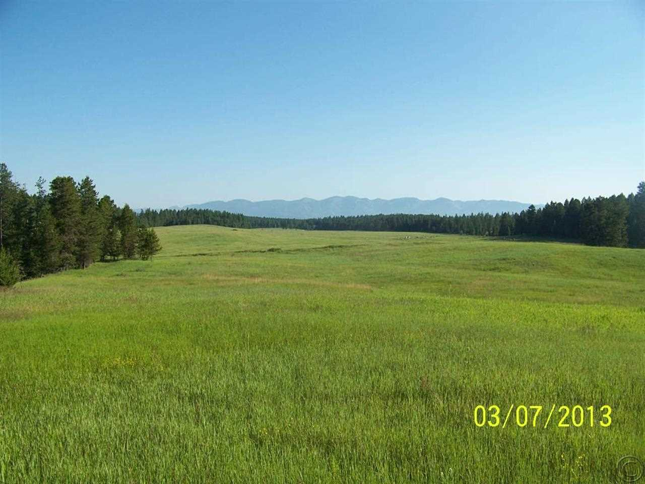 156 acres in Whitefish, Montana