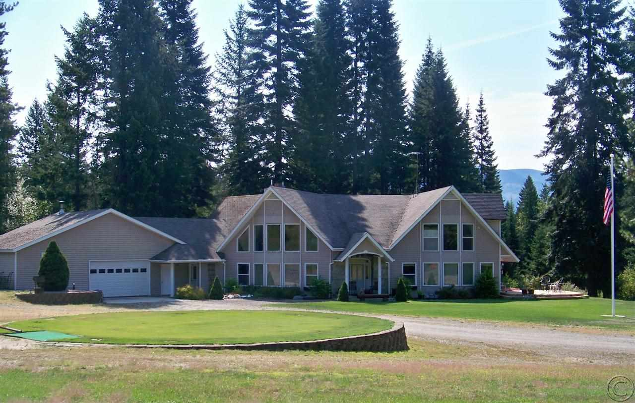 Real Estate for Sale, ListingId: 25207441, Heron,MT59844