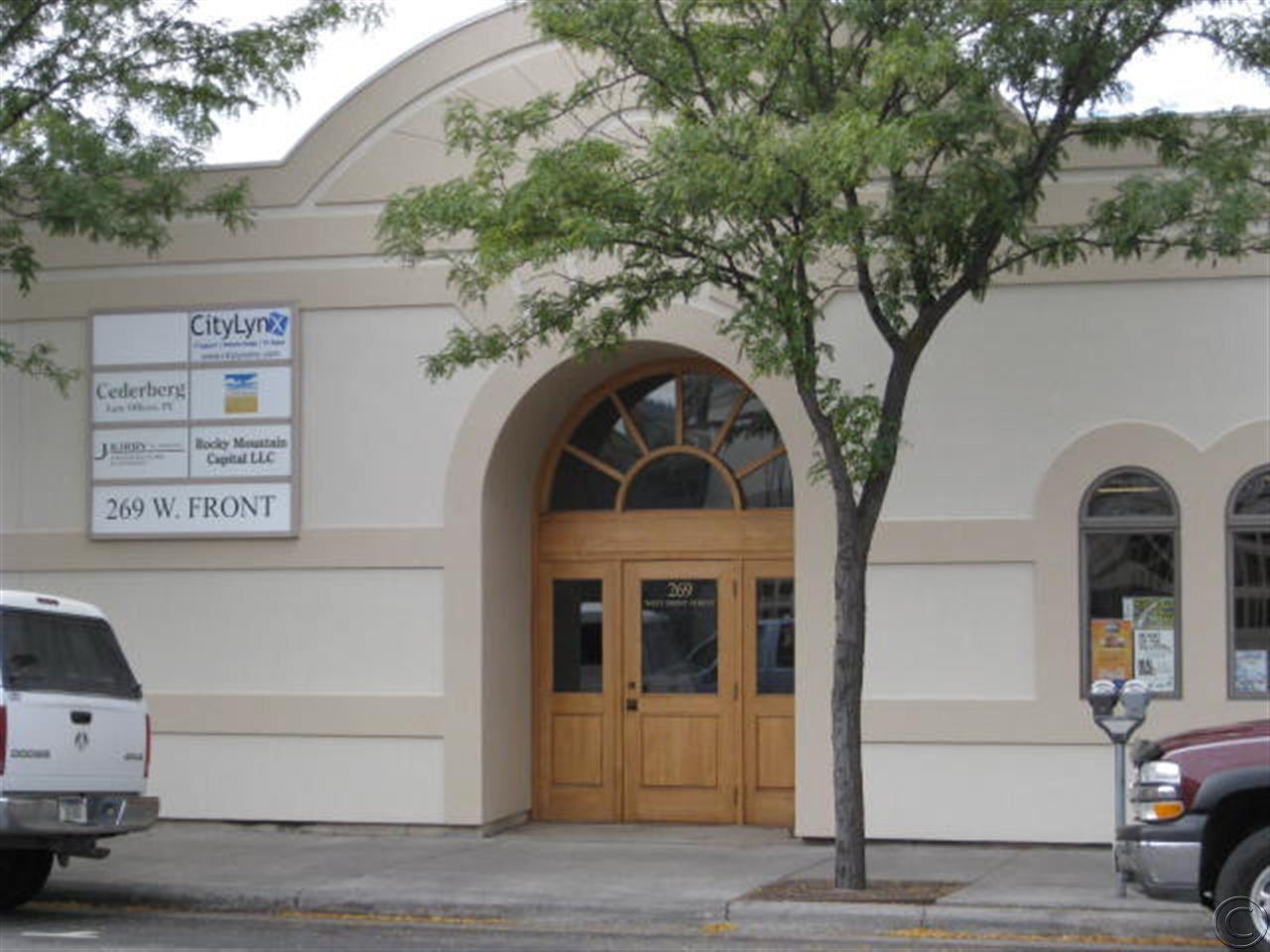 Rental Homes for Rent, ListingId:25268605, location: 269 W Front St. Missoula 59802