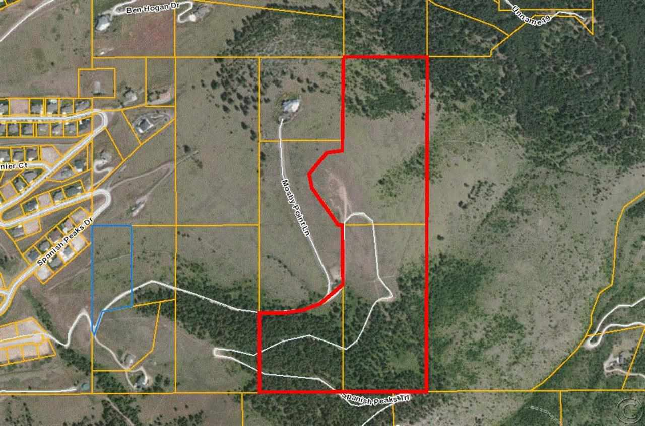 53.49 acres in Missoula, Montana