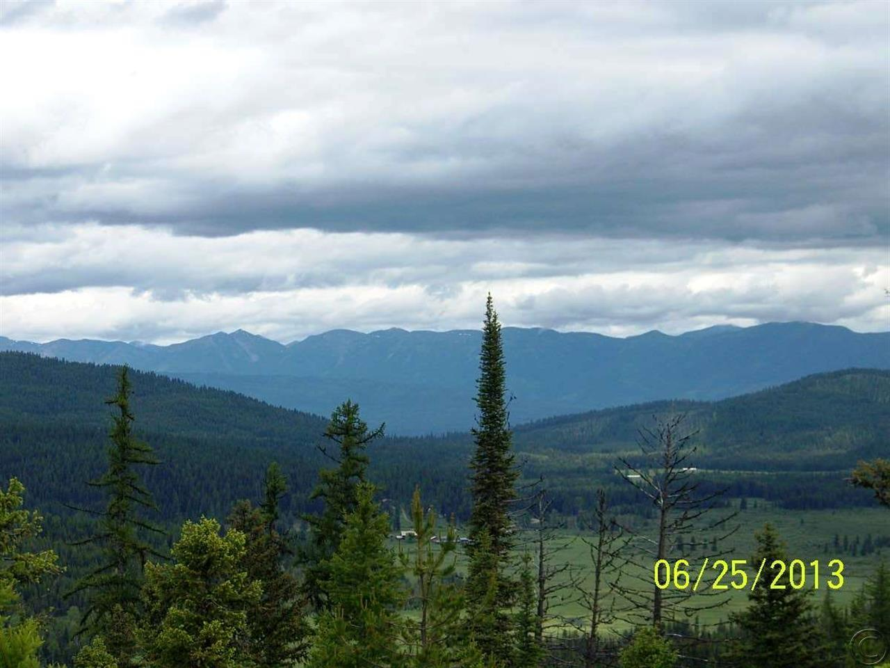 20 acres in Whitefish, Montana