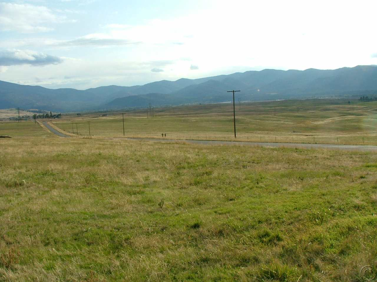 5.1 acres in Plains, Montana