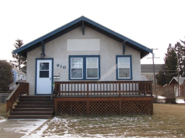 610 Milwaukee Ave, Deer Lodge, MT 59722