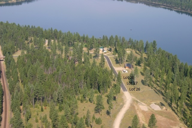 1.14 acres Trout Creek, MT