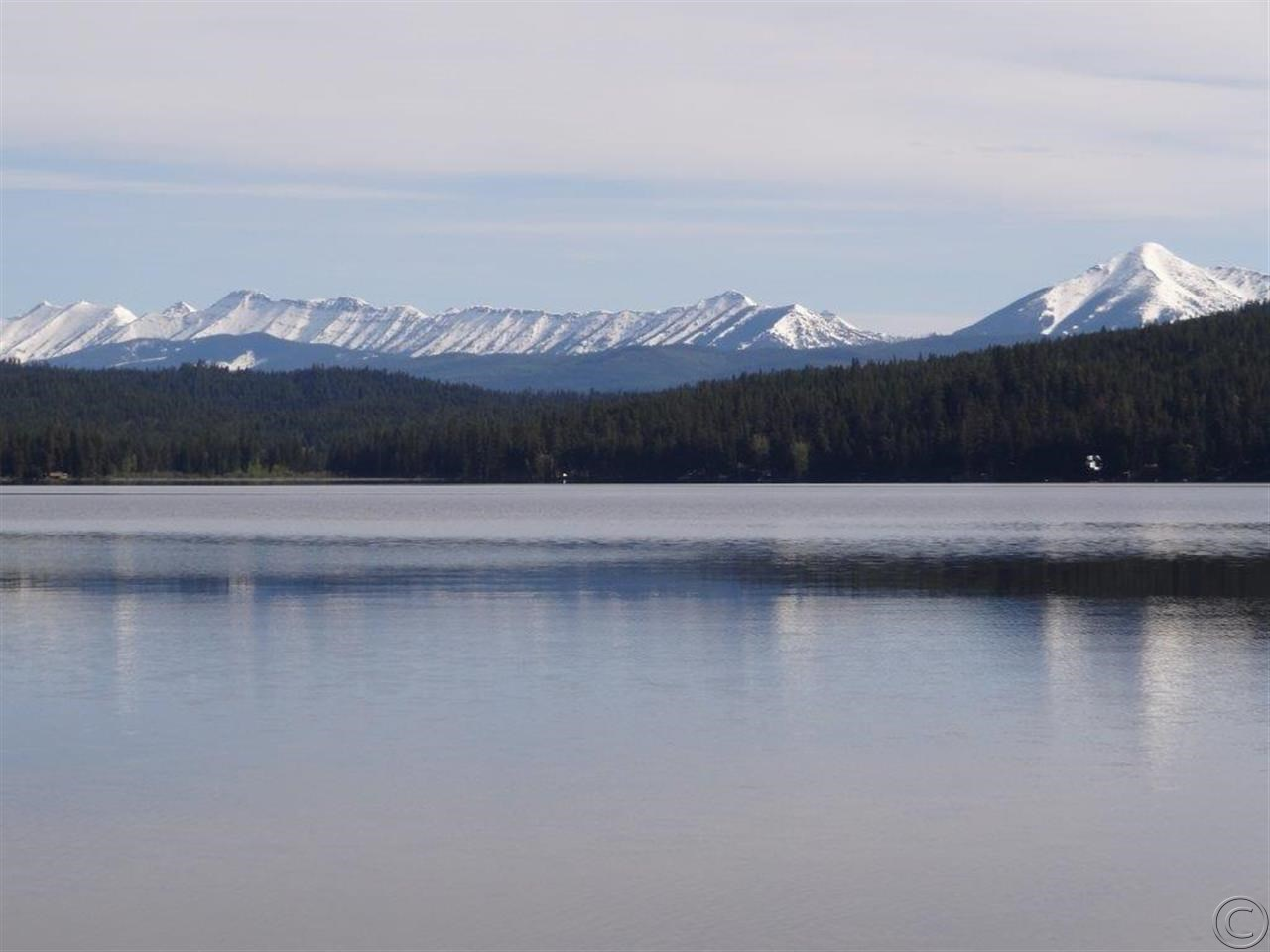 2.61 acres Seeley Lake, MT