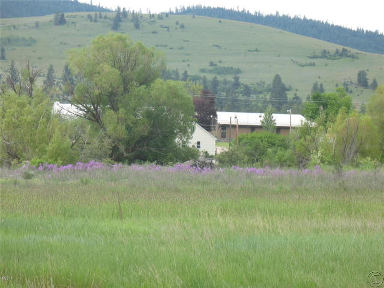3.47 acres Hot Springs, MT