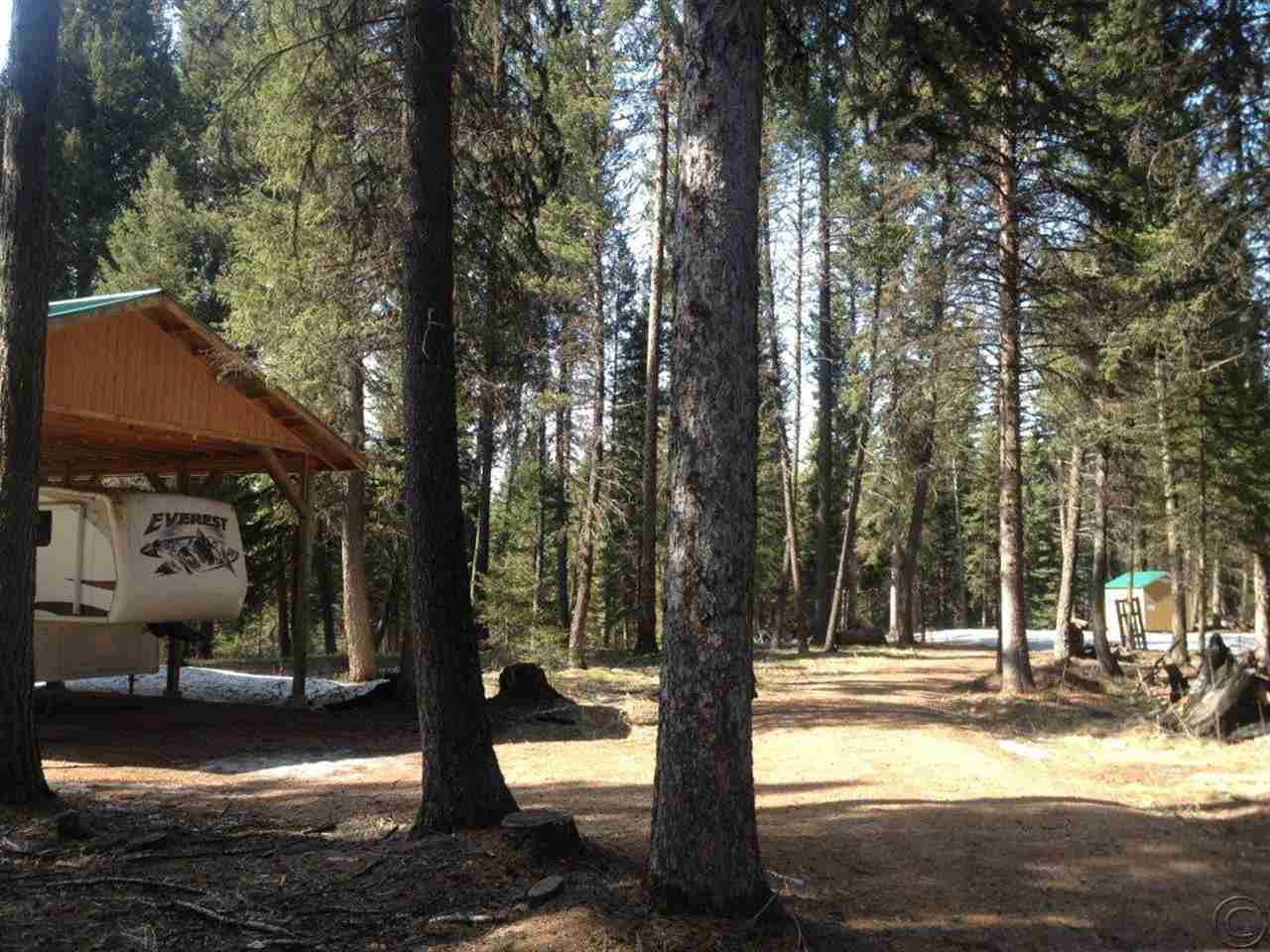 2.78 acres by Seeley Lake, Montana for sale