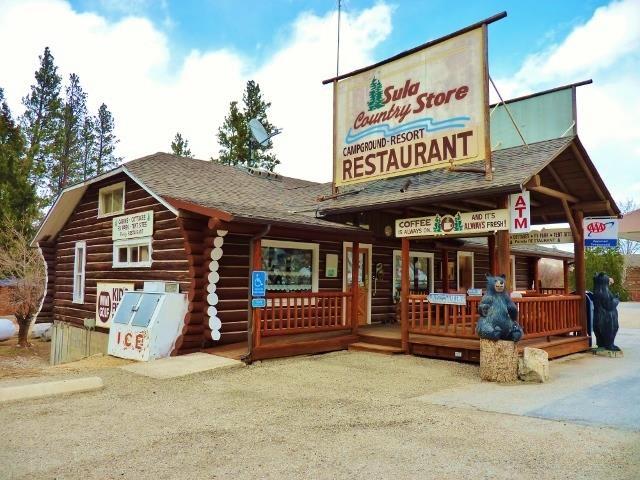 7060 US Highway 93 S, Sula, MT 59871