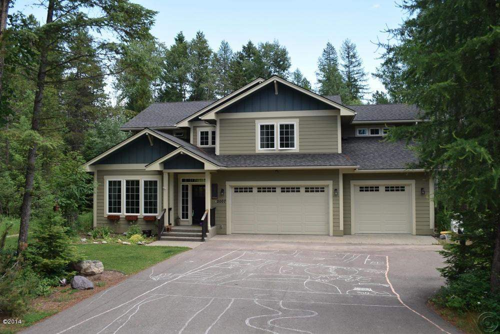 2007 Mountain Park Loop, Whitefish, MT 59937