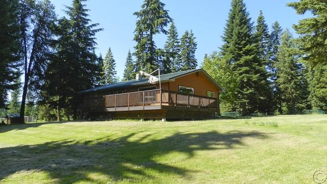 1 Evergreen Acres Rd, Trout Creek, MT 59874