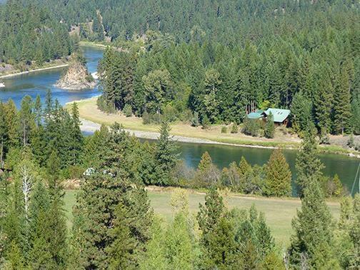 2335 Kootenai River Rd, Troy, MT 59935