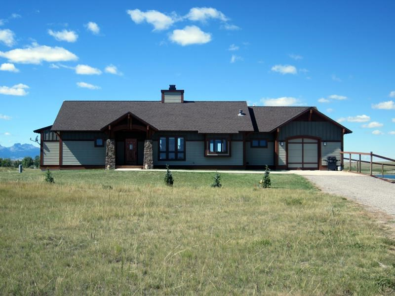 53 Mountain View Dr, Choteau, MT 59422
