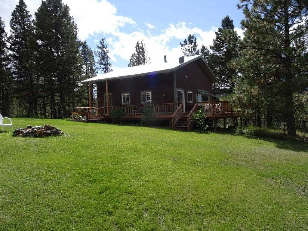 125 Rock Ridge Ln, Helmville, MT 59843