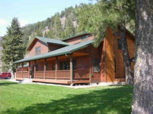 195 Blue Slide Rd, Trout Creek, MT 59874