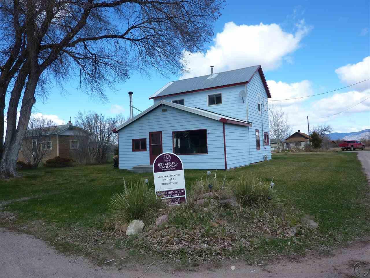 Real Estate for Sale, ListingId: 32628852, Hall,MT59837