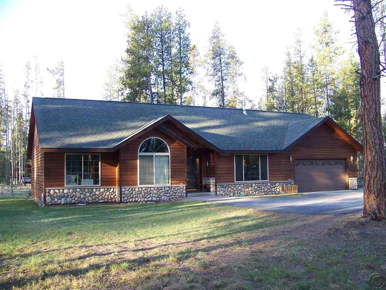 601 Morrell Creek Dr, Seeley Lake, MT 59868
