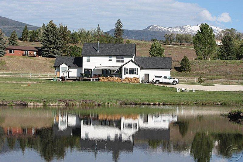 283 Sheafman Creek Rd, Victor, MT 59875