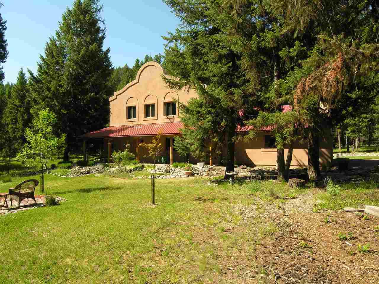 6045 W Fork Petty Creek Rd, Alberton, MT 59820