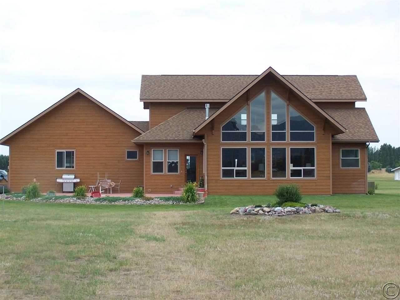 134 Badrock Dr, Columbia Falls, MT 59912