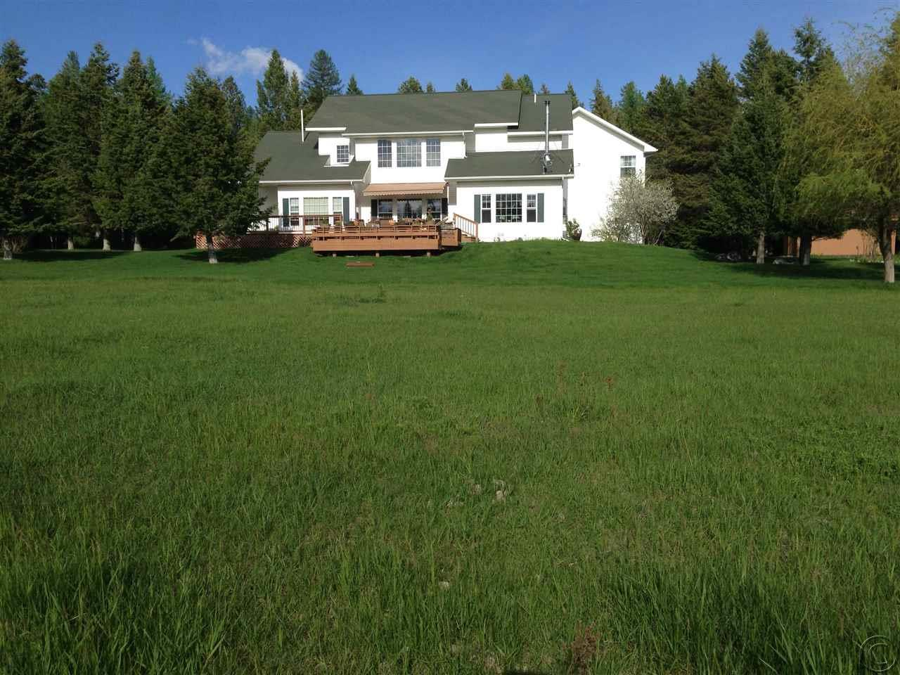 186 E Blanchard Lake Rd, Whitefish, MT 59937