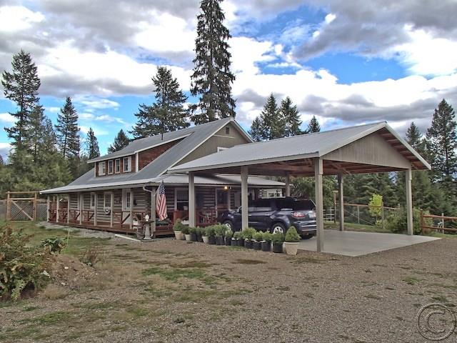 218 Mt Highway 200, Heron, MT 59844