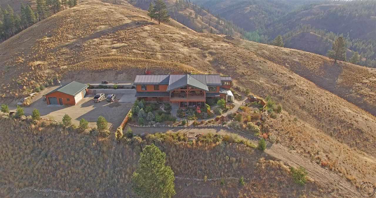 4288 N Fork Rye Creek Rd, Darby, MT 59829