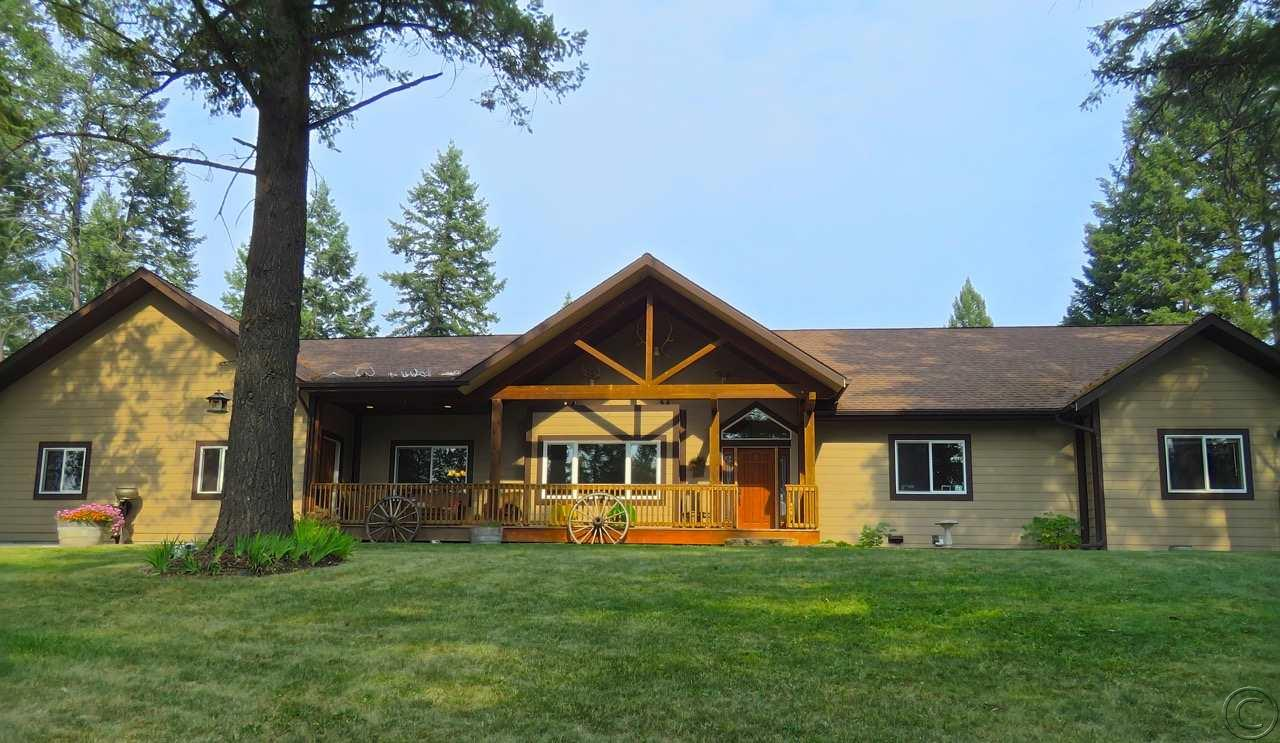 225 Parker Lakes Rd, Bigfork, MT 59911