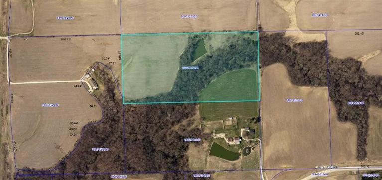 20 acres Wapello, IA